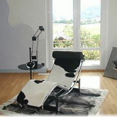 online shop liegen le corbusier liege lc4 mit. Black Bedroom Furniture Sets. Home Design Ideas